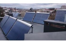 Проект сонячних батарей для житлового будинку