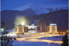 Технічне обслуговування та ремонт дизель-генераторів CATERPІLLAR п'ятизіркового готелю Radisson Blu Resort Bukovel