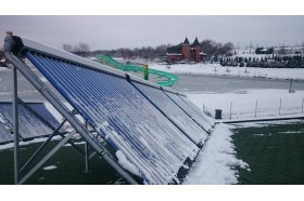 """Проект сонячних батарей для бази відпочинку """"Шепільська"""""""